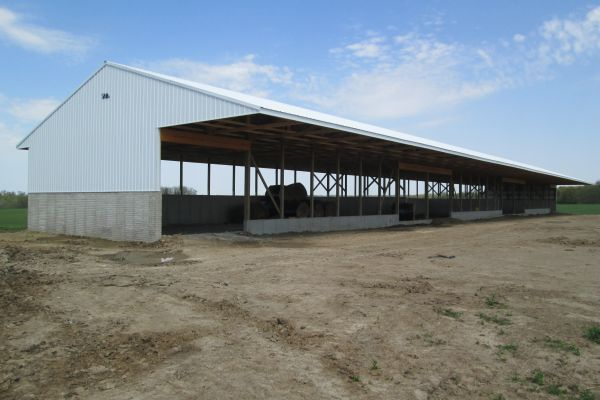 Agricultural Construction: Ag Business/Livestock Buildings ...